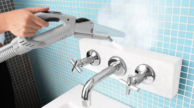 Handheld Steam Cleaner For Bathrooms